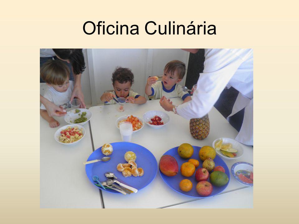 Oficina Culinária