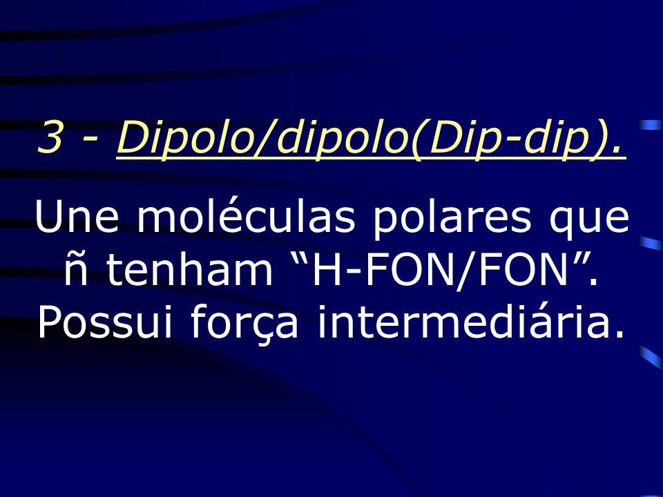 3 - Dipolo/dipolo(Dip-dip).