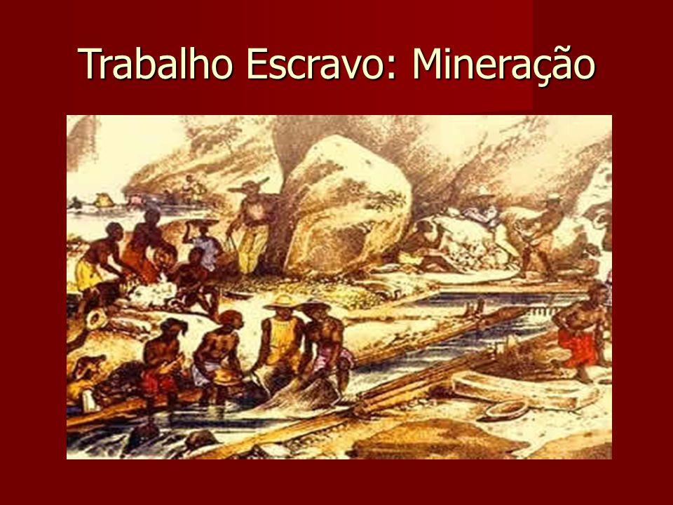 Trabalho Escravo: Mineração