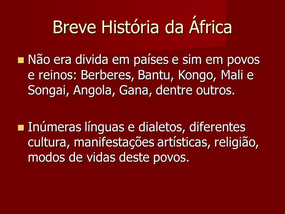 Breve História da África