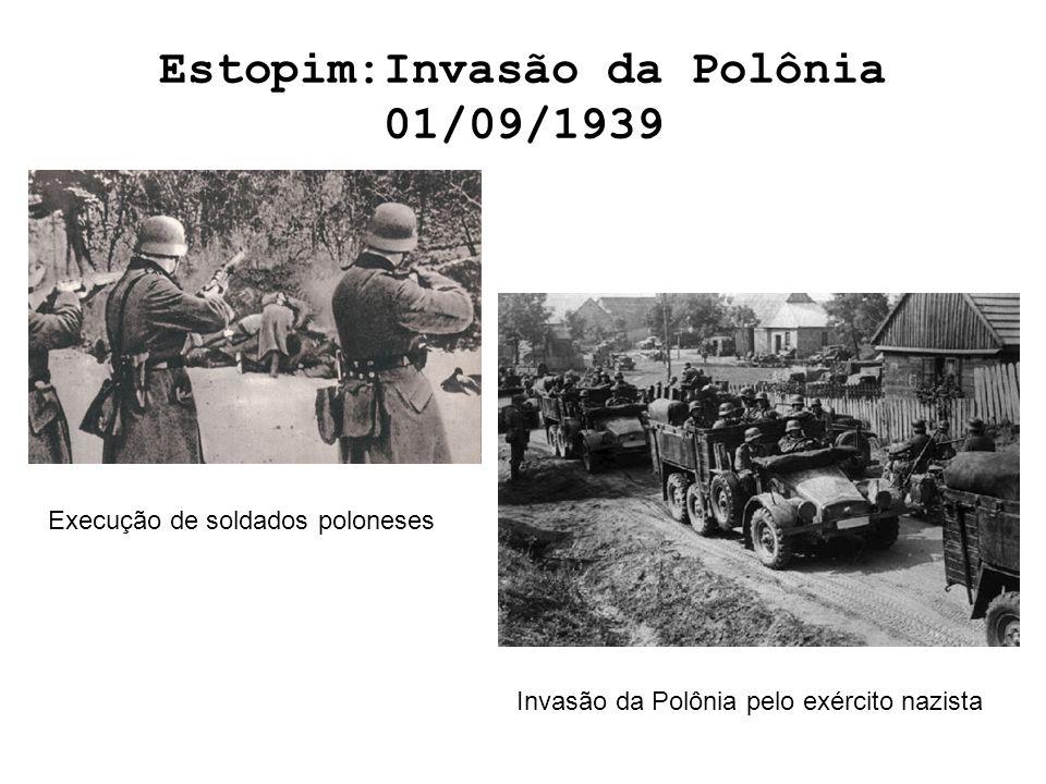 Estopim:Invasão da Polônia 01/09/1939