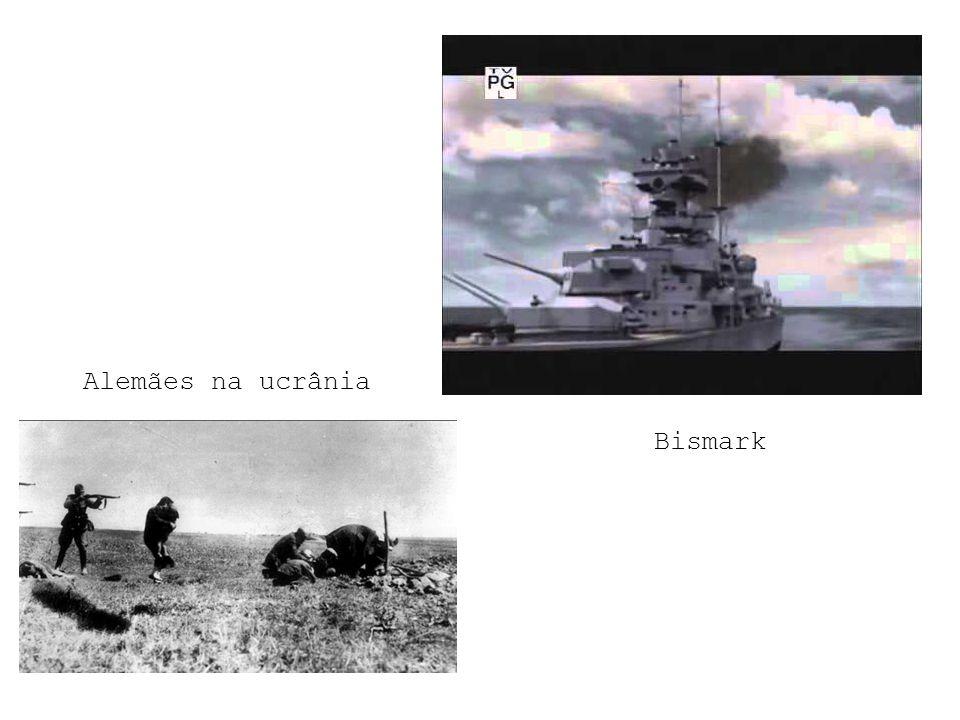 Alemães na ucrânia Bismark