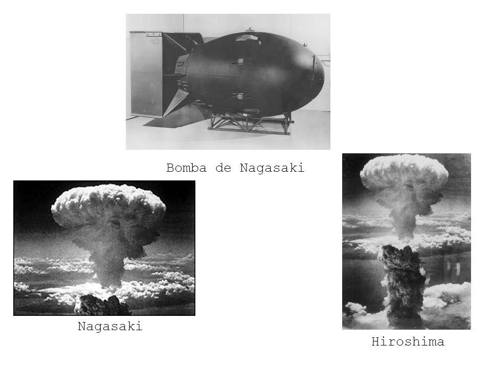 Bomba de Nagasaki Nagasaki Hiroshima