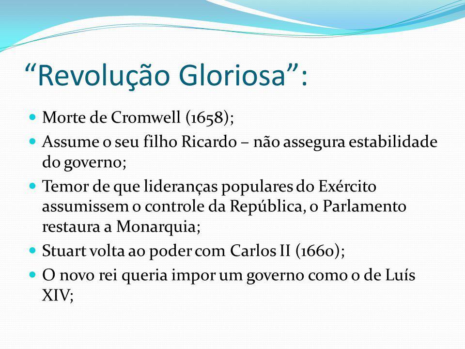 Revolução Gloriosa :