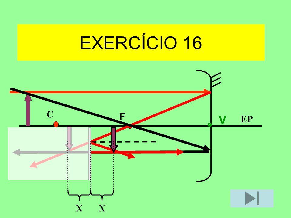 EXERCÍCIO 16 OBJETO VIRTUAL C F V EP X X