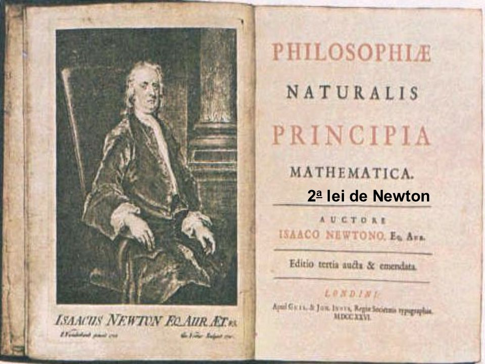 2a lei de Newton
