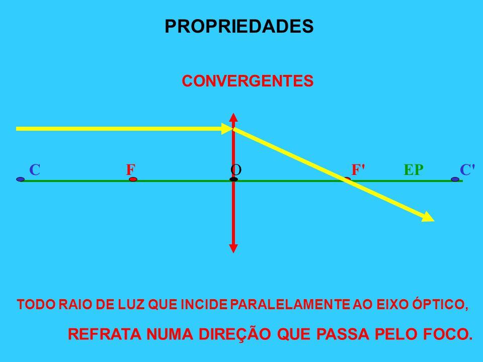 PROPRIEDADES CONVERGENTES F F C C O EP