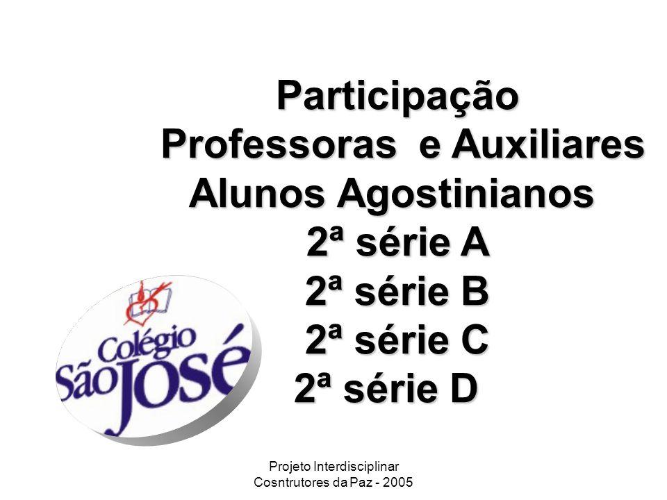 Professoras e Auxiliares