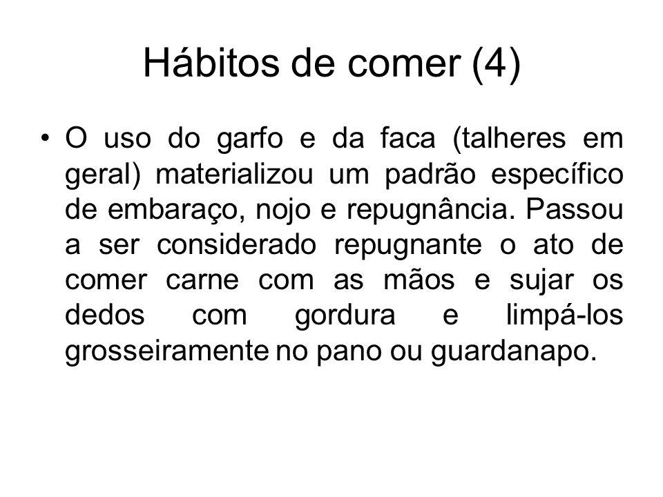 Hábitos de comer (4)