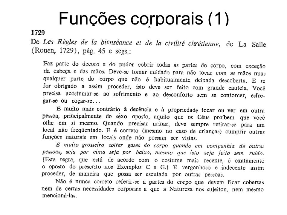 Funções corporais (1)