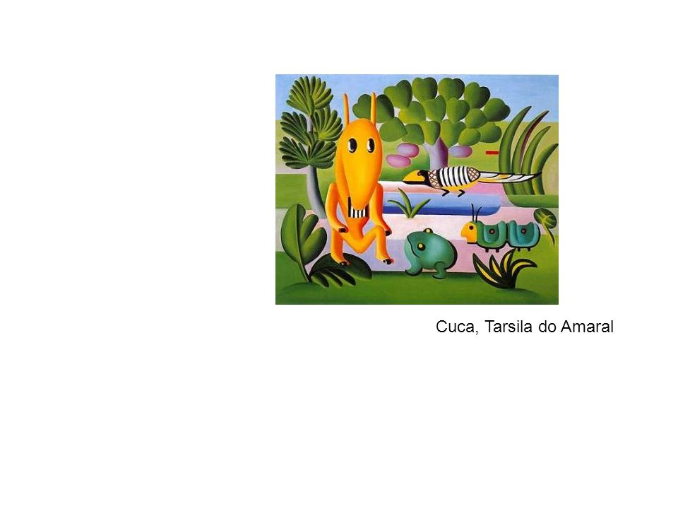 Cuca, Tarsila do Amaral