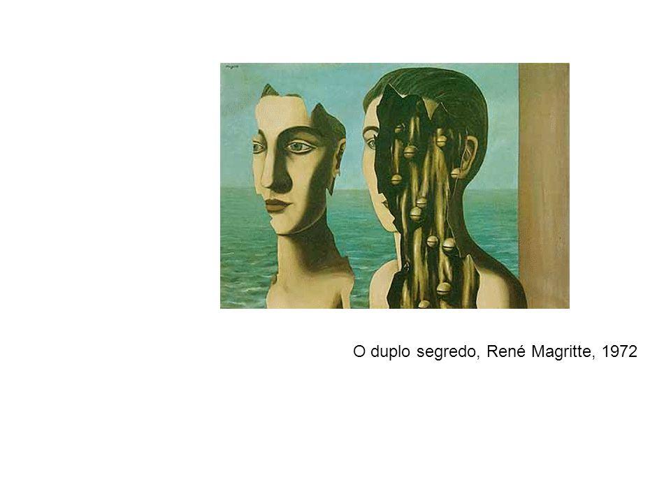 O duplo segredo, René Magritte, 1972