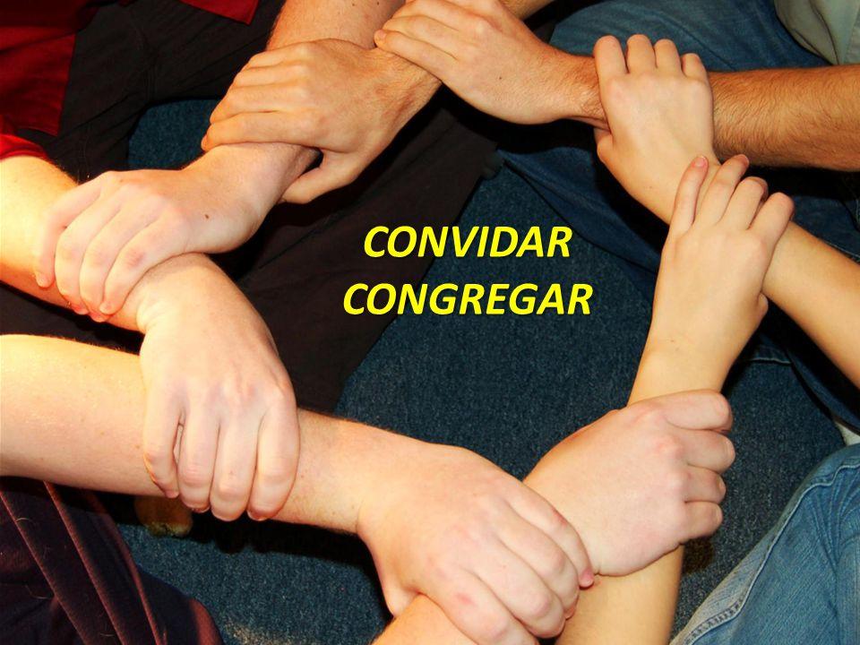CONVIDAR CONGREGAR