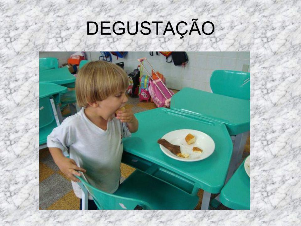 DEGUSTAÇÃO