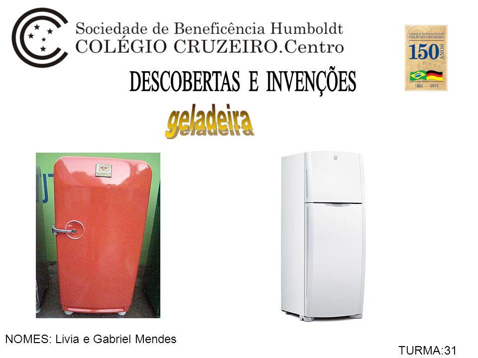 DESCOBERTAS E INVENÇÕES