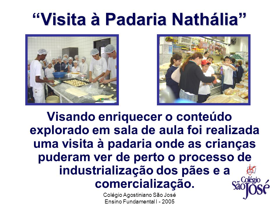 Visita à Padaria Nathália
