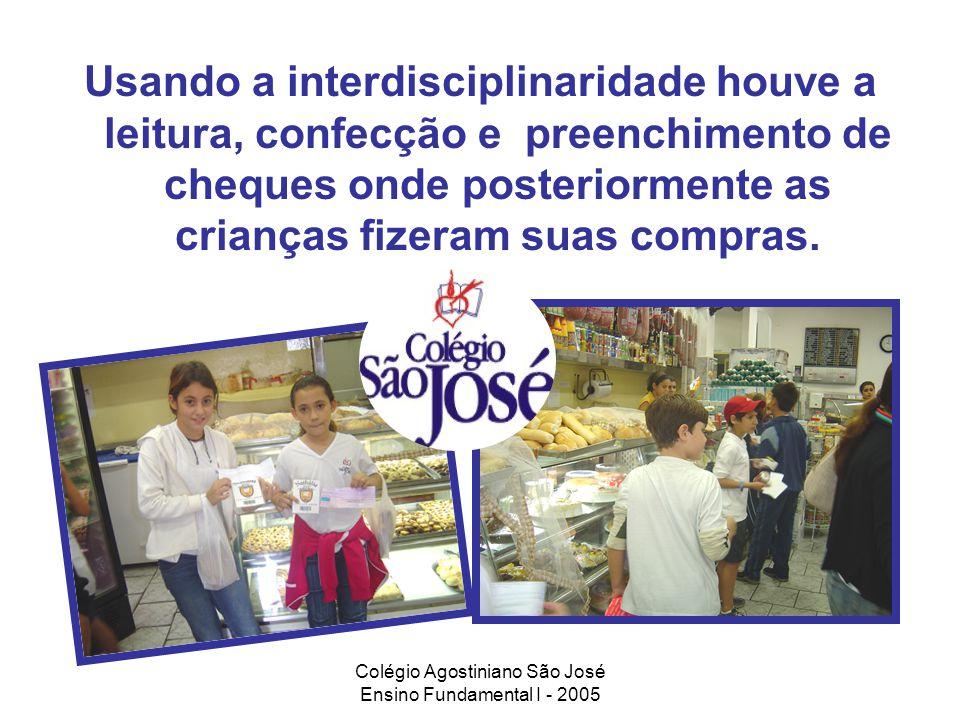 Colégio Agostiniano São José Ensino Fundamental I - 2005