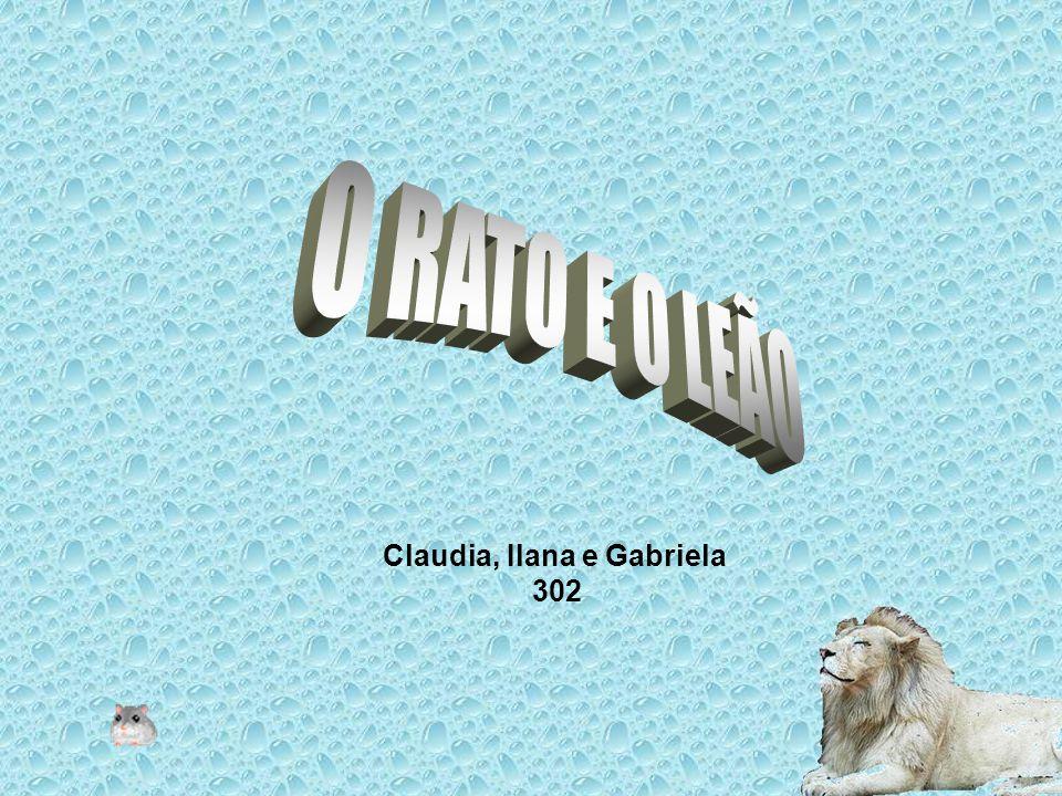 Claudia, Ilana e Gabriela