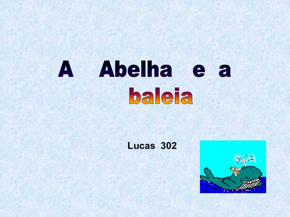 A Abelha e a baleia Lucas 302