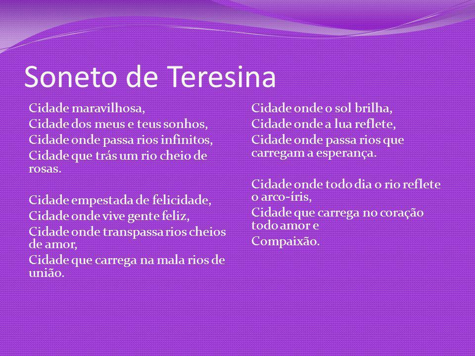 Soneto de Teresina