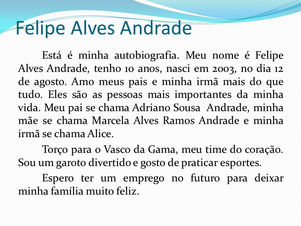 Felipe Alves Andrade