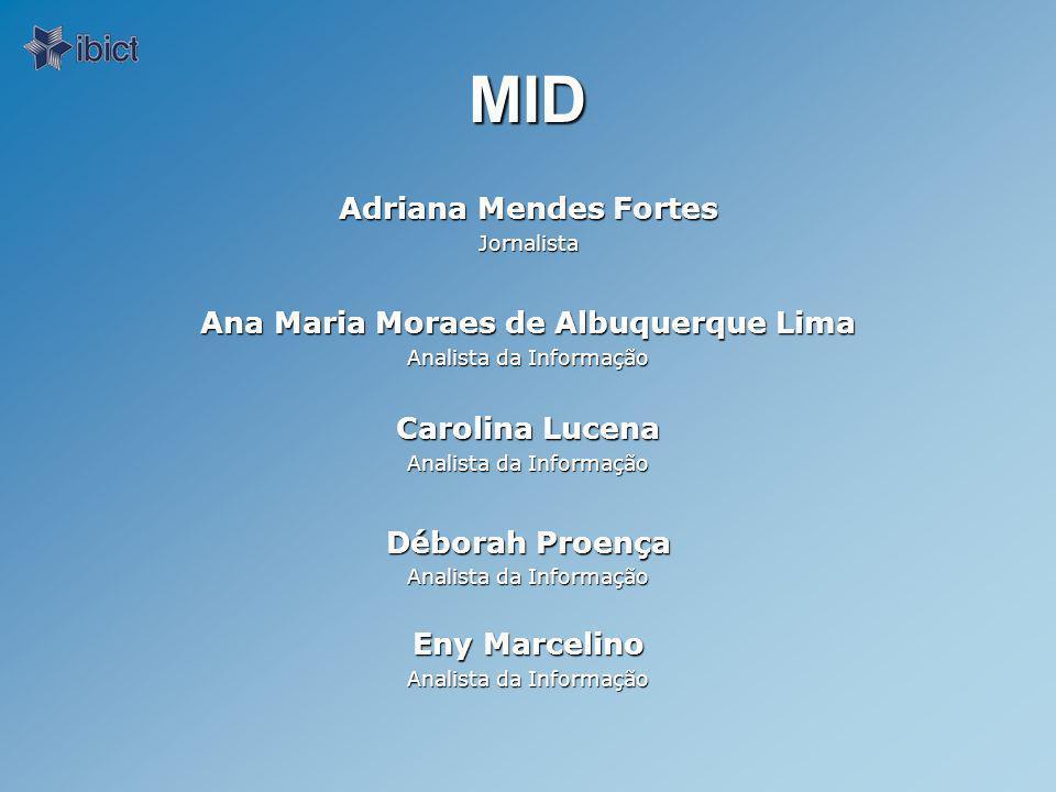Ana Maria Moraes de Albuquerque Lima