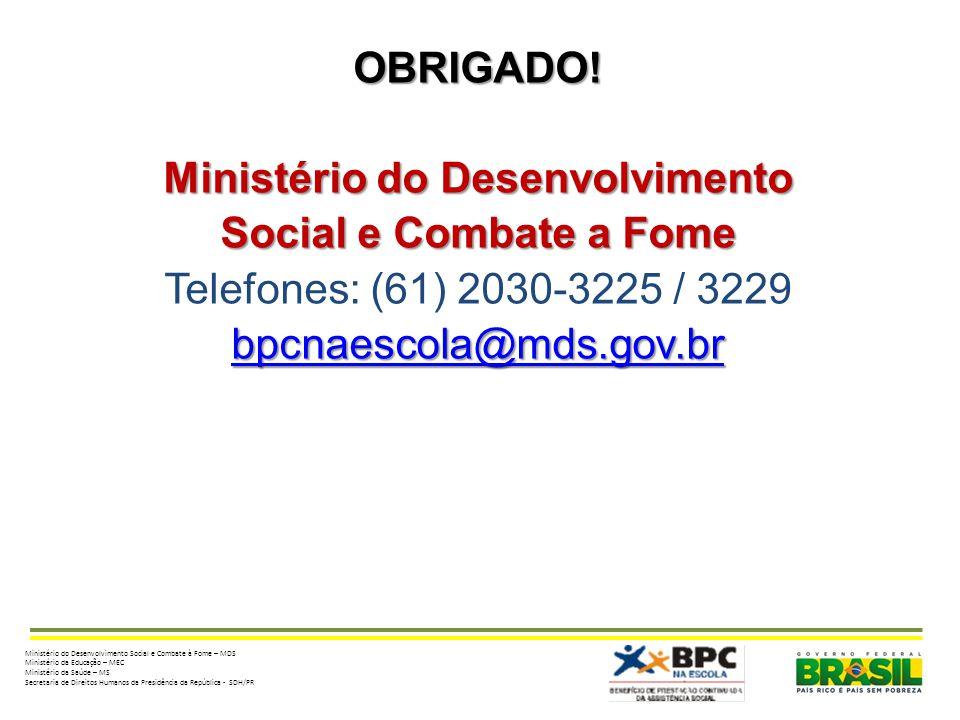 Ministério do Desenvolvimento