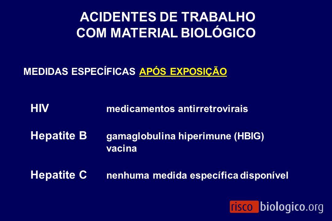 COM MATERIAL BIOLÓGICO