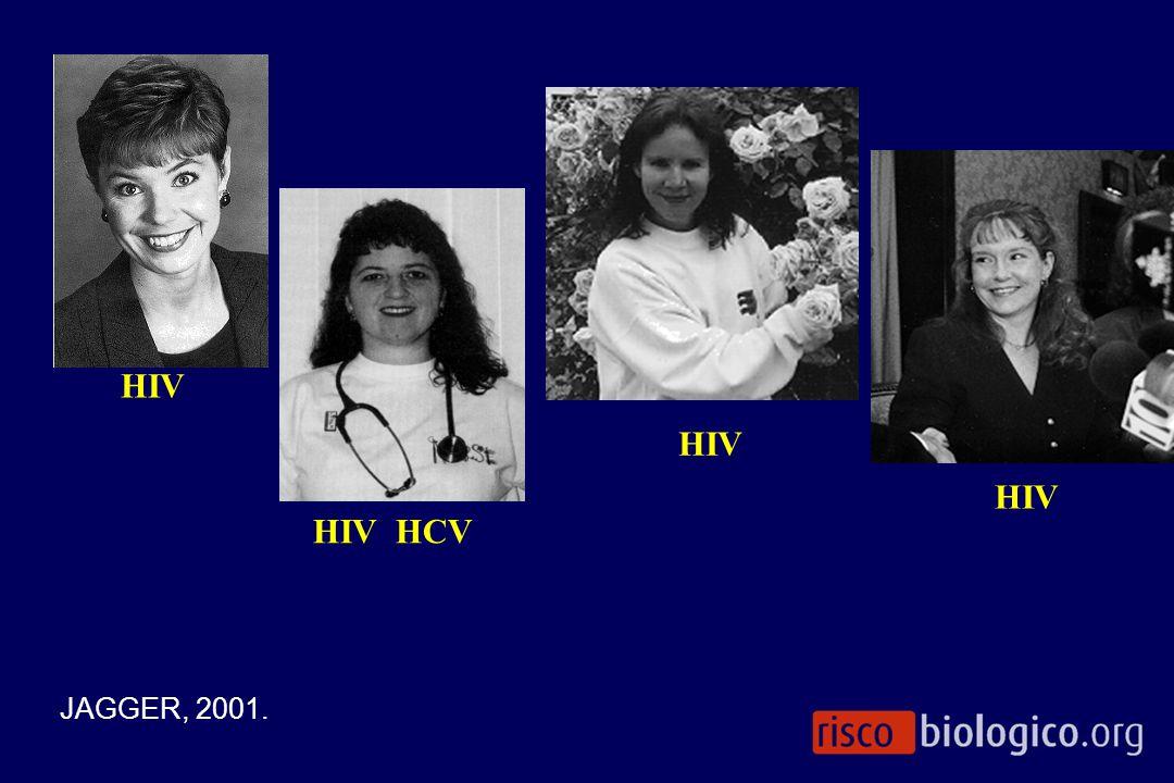 HIV HIV HIV HIV HCV JAGGER, 2001. 75