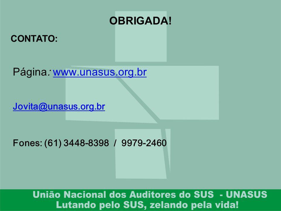 Página: www.unasus.org.br
