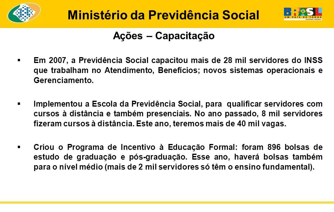 Ministério da Previdência Social