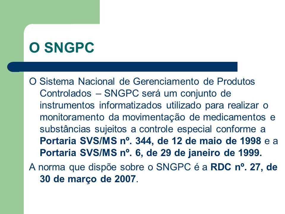 O SNGPC
