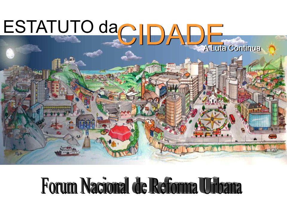 Forum Nacional de Reforma Urbana
