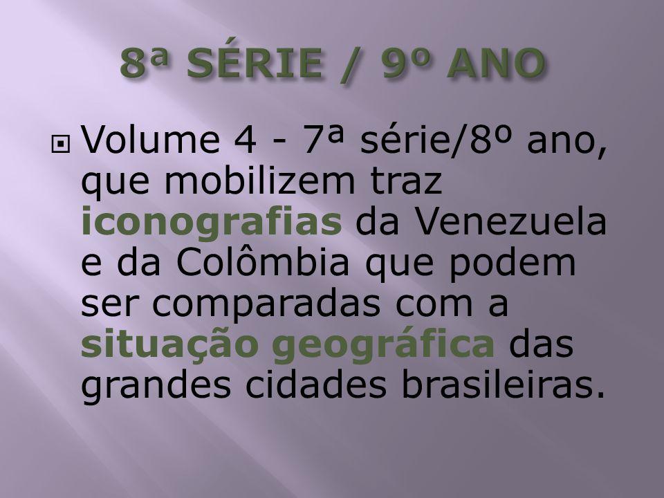 8ª SÉRIE / 9º ANO