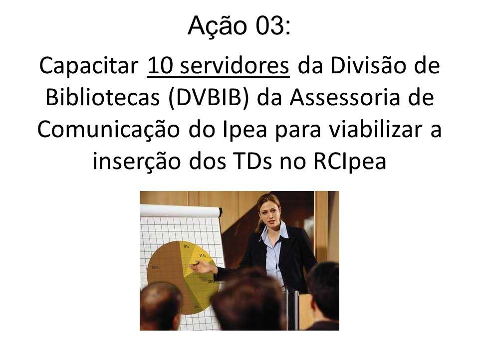 Ação 03: