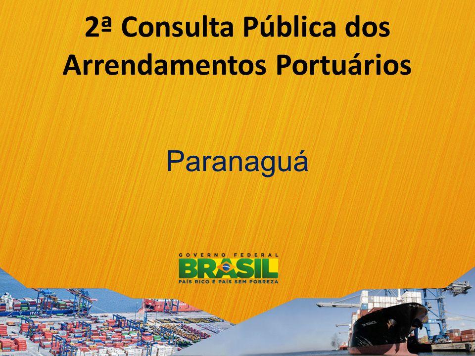 2ª Consulta Pública dos Arrendamentos Portuários