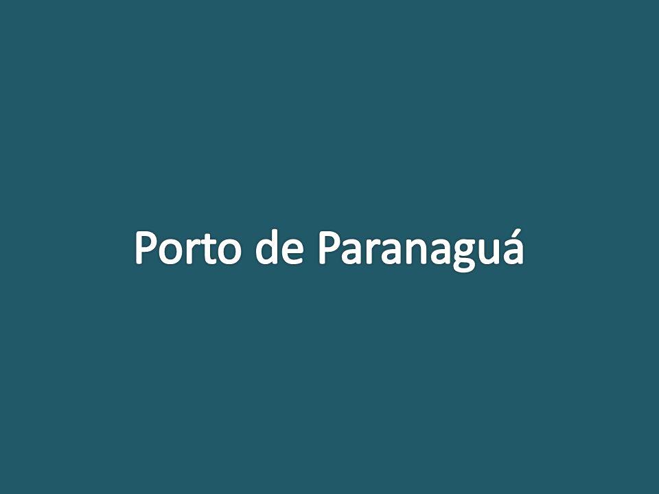 Porto de Santos Porto de Paranaguá