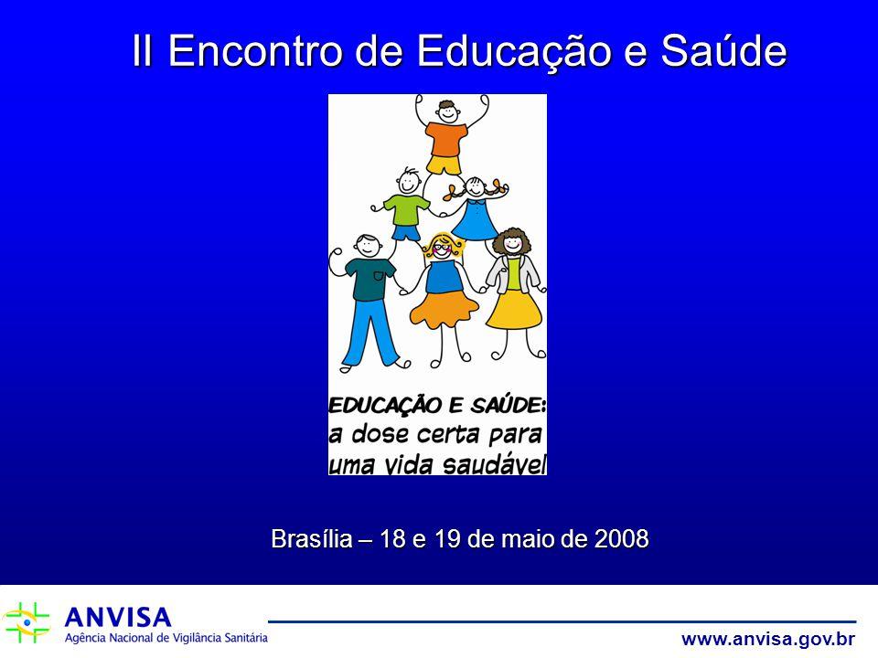 II Encontro de Educação e Saúde