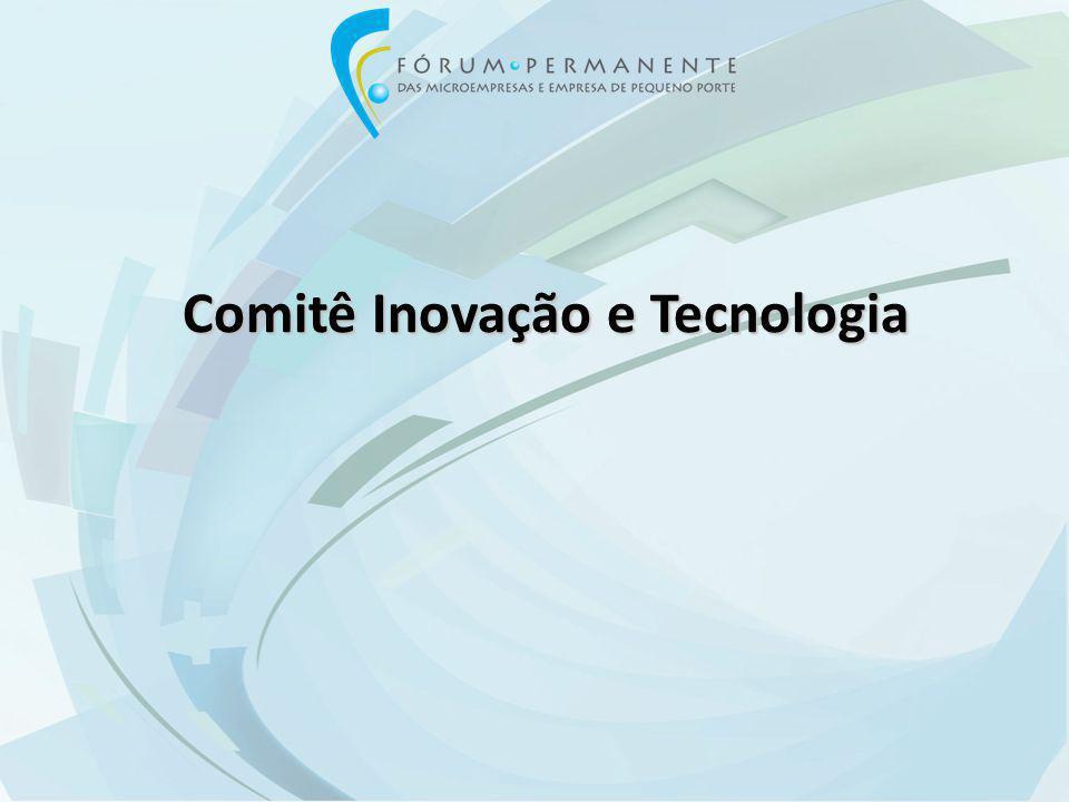 Comitê Inovação e Tecnologia