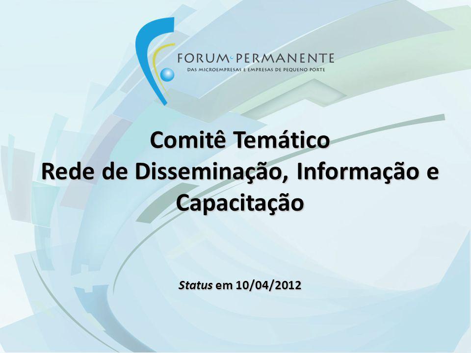 Rede de Disseminação, Informação e Capacitação
