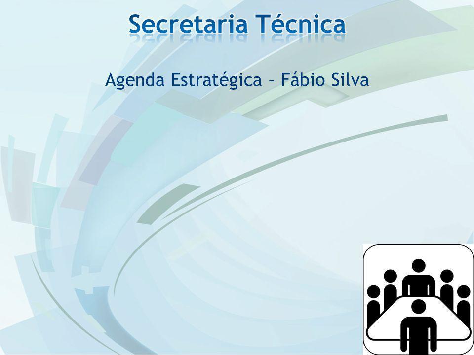 Agenda Estratégica – Fábio Silva