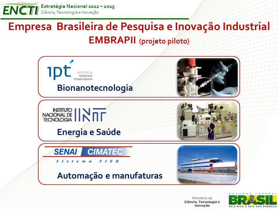 Empresa Brasileira de Pesquisa e Inovação Industrial