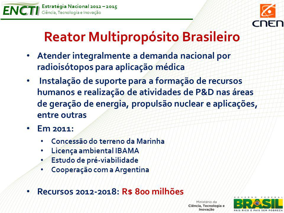 Reator Multipropósito Brasileiro