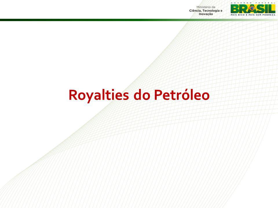 Royalties do Petróleo