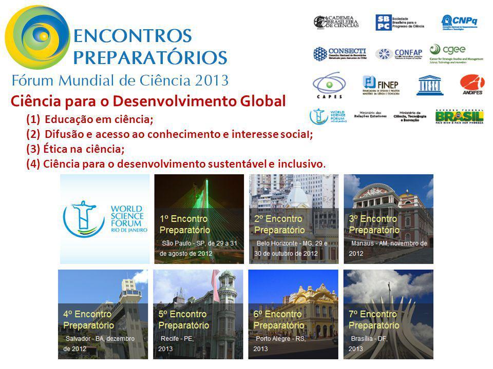 Ciência para o Desenvolvimento Global