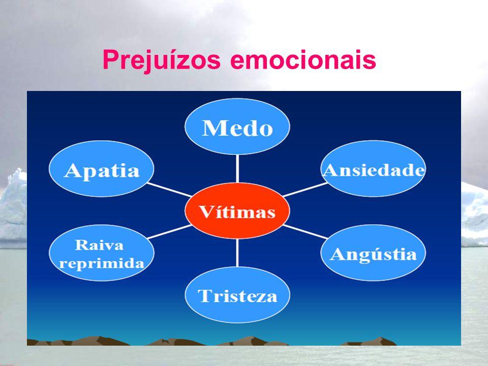 Prejuízos emocionais