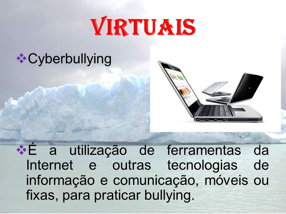 Virtuais Cyberbullying