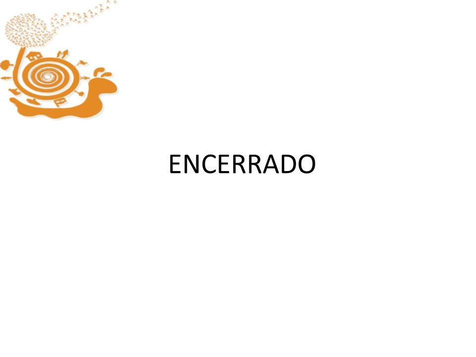 ENCERRADO