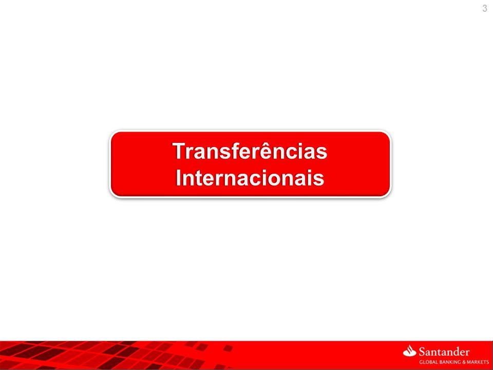 Transferências Internacionais