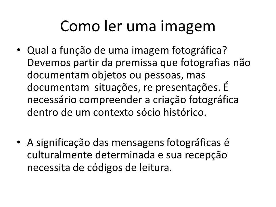 Como ler uma imagem